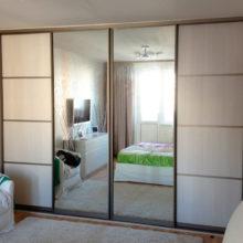 Встроенные шкафы в Симферополе на заказ