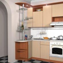 Компактные кухни в Симферополе на заказ