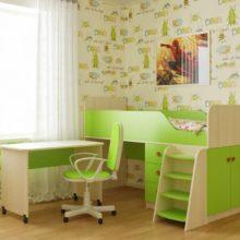Мебель для детских комнат на заказ в Симферополе