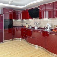 Современные кухни в Симферополе на заказ по индивидуальному дизайну