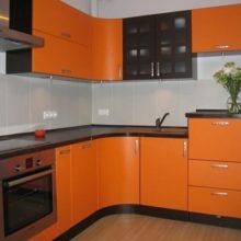 Современные кухни в Симферополе на заказ