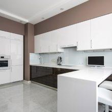 Современные кухни в Симферополе на заказ с фото новинки