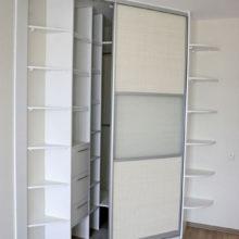 Угловые шкафы-купе на заказ в Симферополе