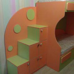 Детские на заказ в Симферополе производства компании Мебельщик