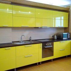 Кухни на заказ в Симферополе производства компании Мебельщик